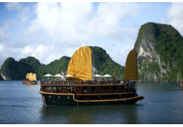 Ha Long Phoenix Cruiser 2 days